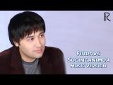 Firdavs - Soginganimda | Фирдавс - Согинганимда (music version)