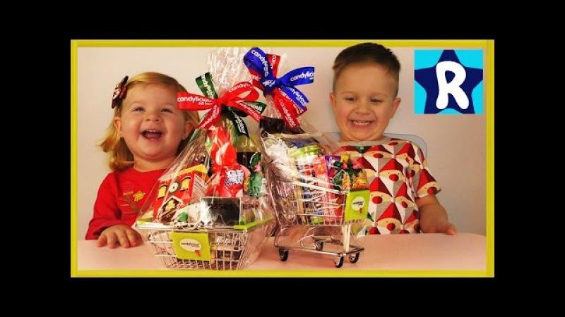 Рома и диана ищут подарки 100
