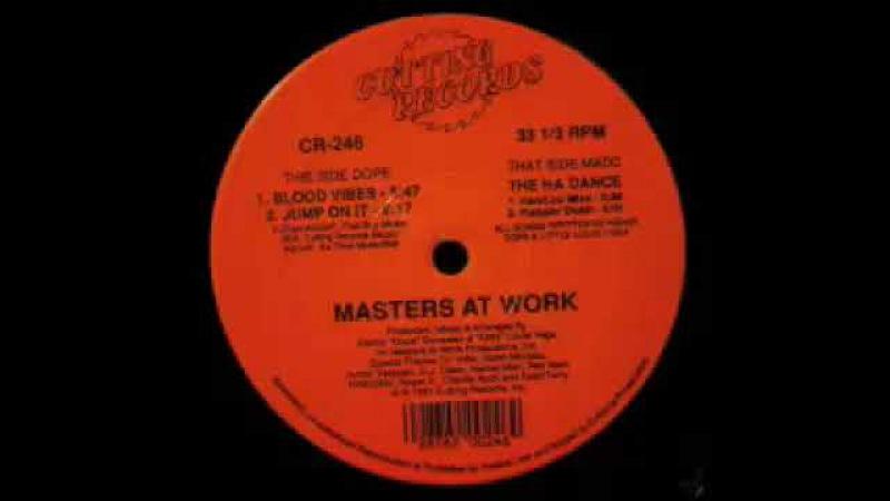 Masters At Work - The Ha Dance (Pumpin' Dubb)