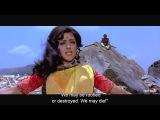 Haa Jab Tak Hai Jaan| Sholay 1975 Hindi Video Song 1080P