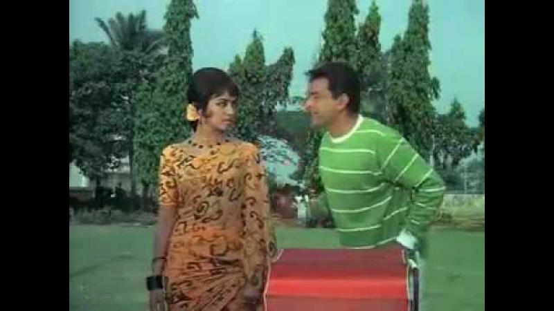 Dil achha hai achhi hai surat Mohd Rafi Film Tum Haseen Main Jawan Music Shankar Jaikishan.