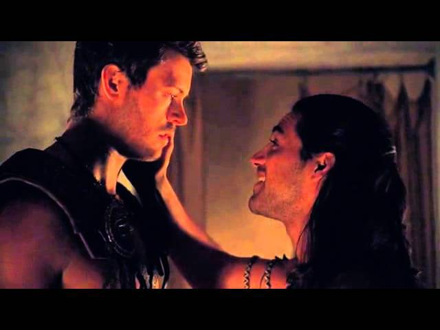Agron and Nasir - 3x03 - Deleted/Extended Love Scene