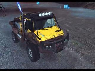 Mercedes Unimog clash 57:717 | Asphalt Xtreme