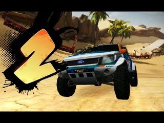 Ford Ranger Dakar clash 1:07:320 | Asphalt Xtreme