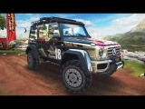 Asphalt Xtreme - Mercedes G 500 4x4 (Ice Tunnel) 118.200