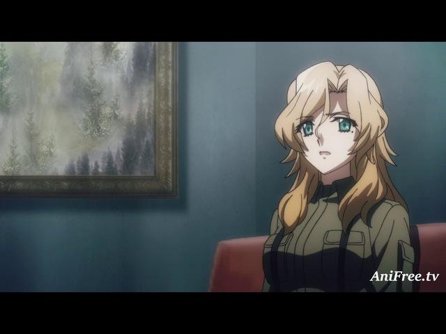 Черные метки / Schwarzesmarken 2 серия рус. озв. AniFree.tv