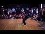 M.S.B 4 - Hip Hop Final - Jazzie VS Kieran