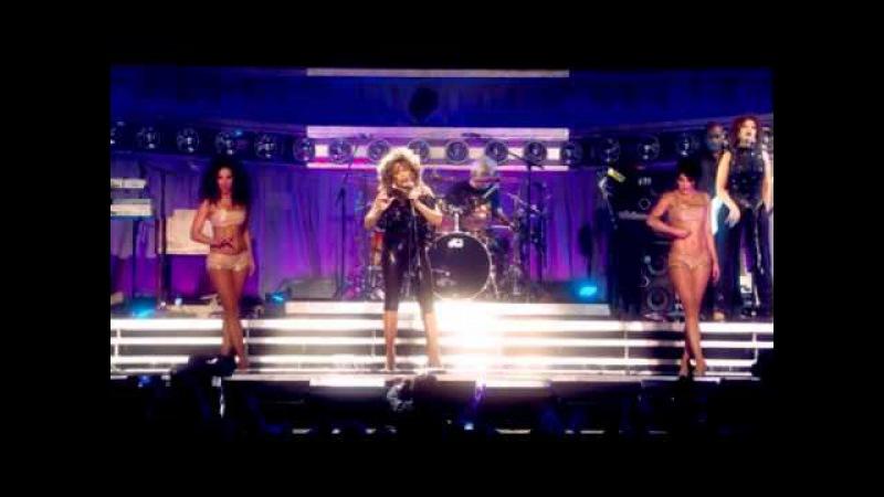 Clare Turton Derrico -Tina Turner Live - Typical Male