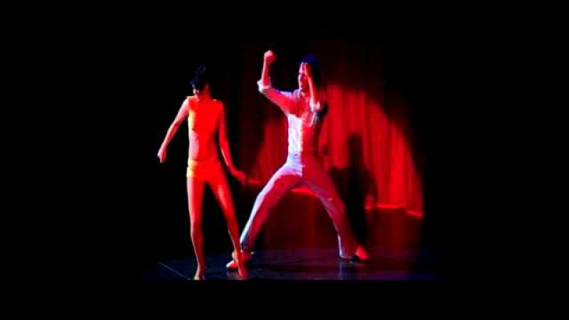 Clare Turton Derrico - Sexy Dance Duet - Cher Live @ The colloseum