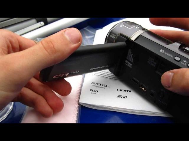 На что я снимаю видео. Panasonic HC-V700 обзор камеры, IMHO bit.ly/29RnHDu