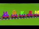 Мультики для самых маленьких малышей Паровозик Чух Чух и песенка про алфавит Учим буквы