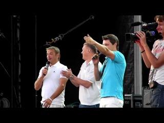 Выступление Блохина 1 июля 2012г Финал Евро 2012
