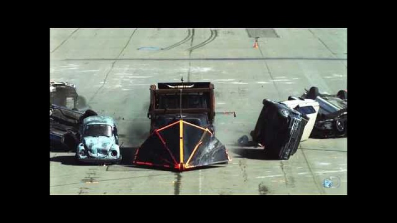 MythBusters Epic Car Split