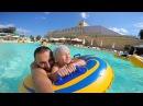Аквапарк Гавайи Aquapark Hawaii Одесса Соня в аквапарке