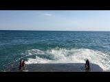 Как же красиво волнуется море?