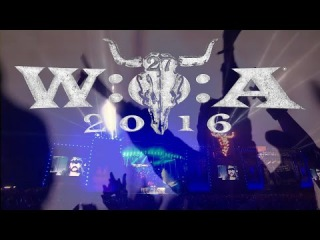 Motörhead W.O.A. 2016 ♠ Born to Lose, Lived To Win - A Farewell to Lemmy Kilmister A Wacken tribute