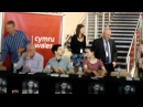 Merlin cast BFI signing 2010 Part 1 (pre signing squees)