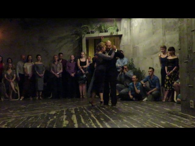 Алёна Писарева и Дмитрий Лиферов, Челябинск, 28.04.2017