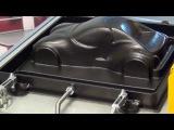 Вакуумная термо формовка пластика 911 Thermoforming Centre Vacuum Forming