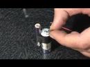 Как сделать пистолет из батарейки и карандаша