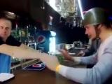 Tequila Boom - Текила Бум экстремальная версия с каской (где этот бар??!)