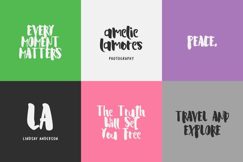 Download La Viola Typeface font (typeface)