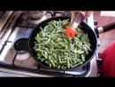 Зелёная стручковая фасоль рецепт Постное блюдо