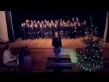 Аллилуйя / Hallelujah в исполнении школьного хора (Killard House)