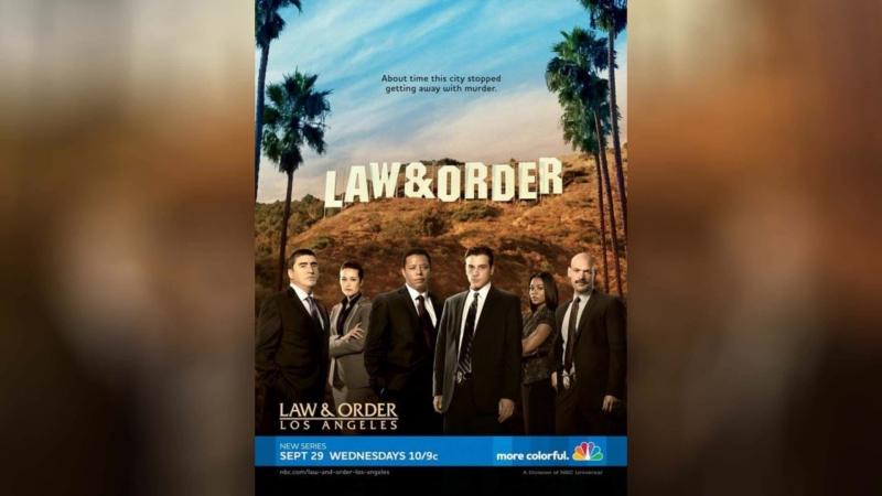 Закон и порядок Лос-Анджелес (2010