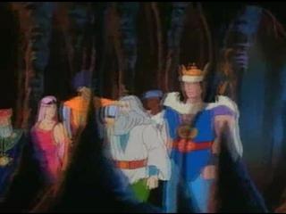 Приключения Конана-варвара (2х2 (старый)) 4 серия