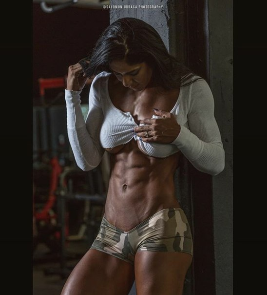 Занятия фитнесом, Сушка тела, Фитоняшки