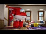 Супер Крылья  Джетт и его друзья - 50 серия  Мультики для малышей и взрослых