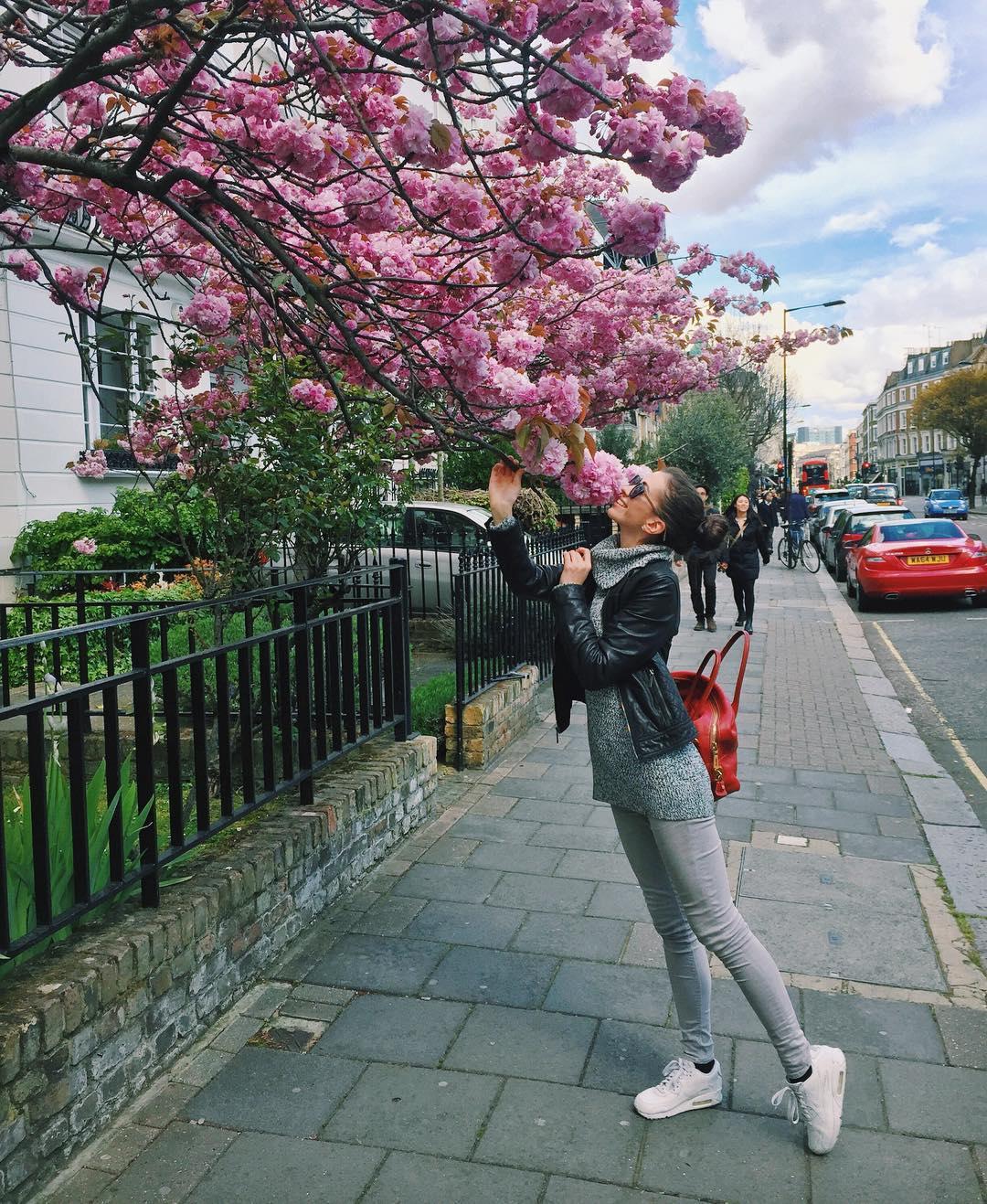 Уютные улочки Лондона