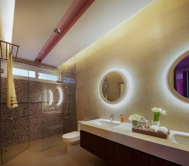 B M House – это частная резиденция от DP HS Architects, расположенная в Джакарте, Индонезия.