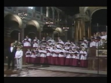 Good King Wenceslas (Aled Jones, Benjamin Luxon &amp Westminster Cathedral Choir)