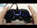 Exeq Neonlight - обзор джойстика на PC