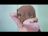 Tutoral Hijab dengan Kacamata