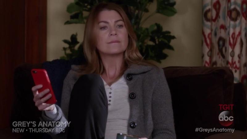 Промо Анатомия страсти (Grey's Anatomy) 13 сезон 11 серия
