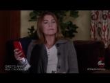 Промо Анатомия страсти Greys Anatomy 13 сезон 11 серия