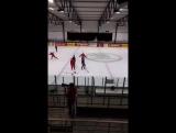 Тренировка сборной в Кельне
