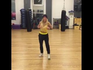 Танцевальная тренировка