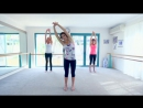 Adelaide Kingsnorth - Ab Focus Intermediate Workout | Калланетика с акцентом на пресс