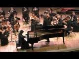Моцарт Концерт № 9 для фортепиано с оркестром Элисо Вирсаладзе (фортепиано) Дирижер Алексей Уткин