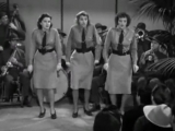 The Andrews Sisters - Bounce Me Brother with a Solid Four (1941s)