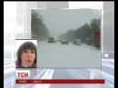 Львівщина оговтується від раптового снігу