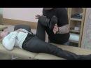 Чикуров, Мягкие мануальные техники. Лечение суставов и связок на примере таза.