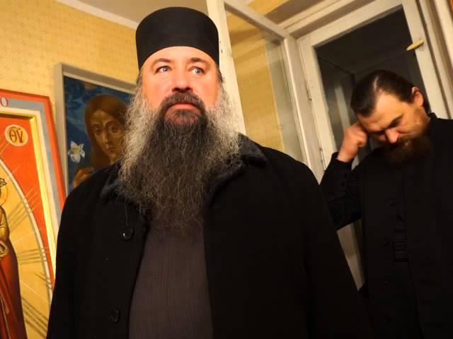 Рассказ игумена Ореста о Крымской Весне Часть 1