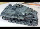 Basic Weathering on a Panzer Grey Finish Winter Effects Tutorial PART 1