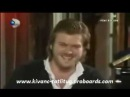 Kivanc Tatlitug with Tugce Guder in Seffaf Oda Program Part 1
