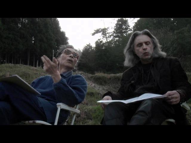 Interview Jacques Debs et Stomu YamashTa pour la sortie du DVD Walking on Sound